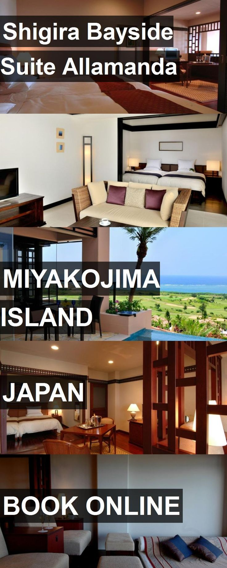 Hotel Shigira Bayside Suite Allamanda in Miyakojima Island, Japan. For more information, photos, reviews and best prices please follow the link. #Japan #MiyakojimaIsland #travel #vacation #hotel