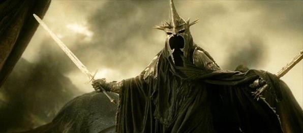 El Señor De Los Anillos, El Retorno Del Rey (The lord of The Rings, The Return of the King)