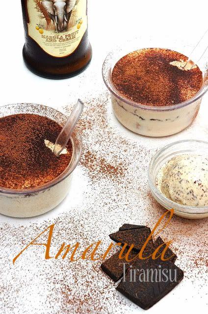 Amarula Tiramisu - An Italian classic with an African twist!