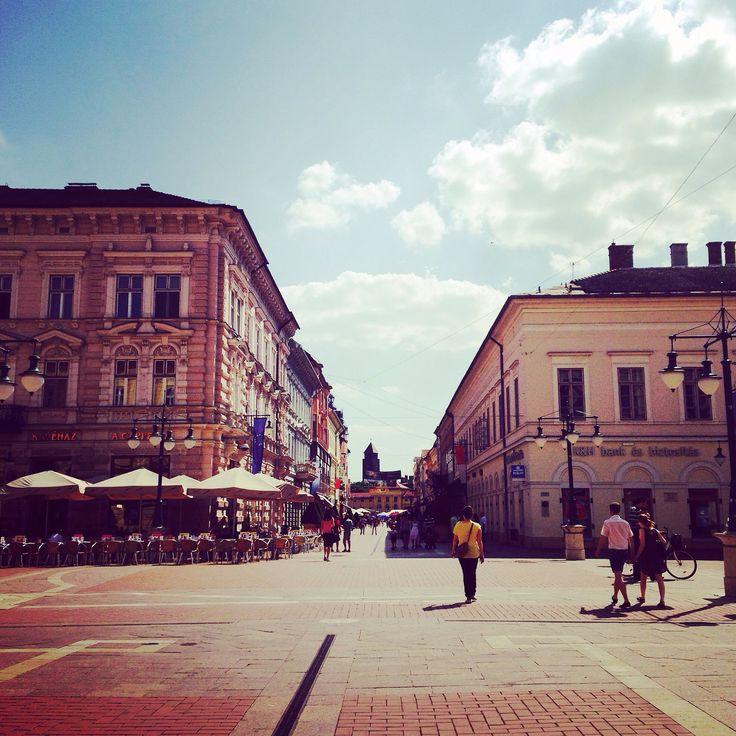 Szeged, Hungary | by manyi.