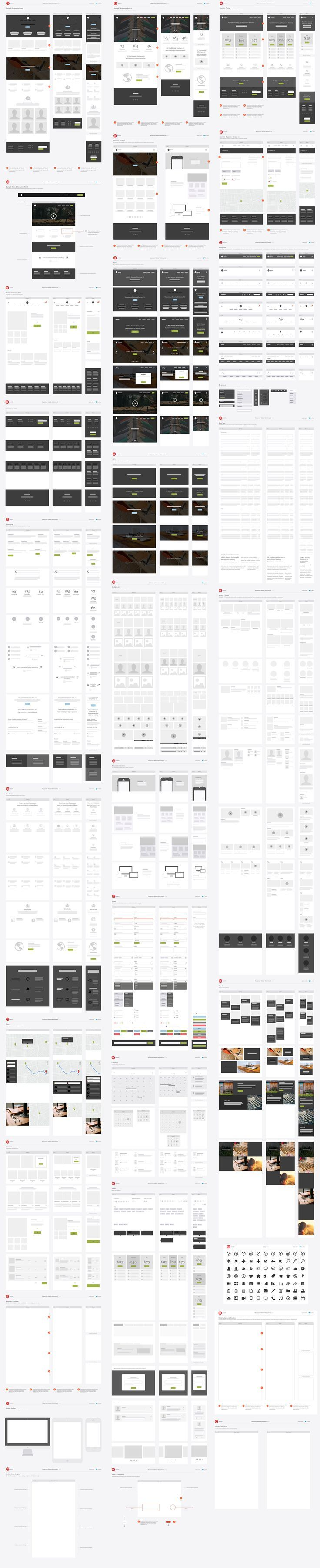1131 best Wireframe images on Pinterest | Concept art, Conceptual ...