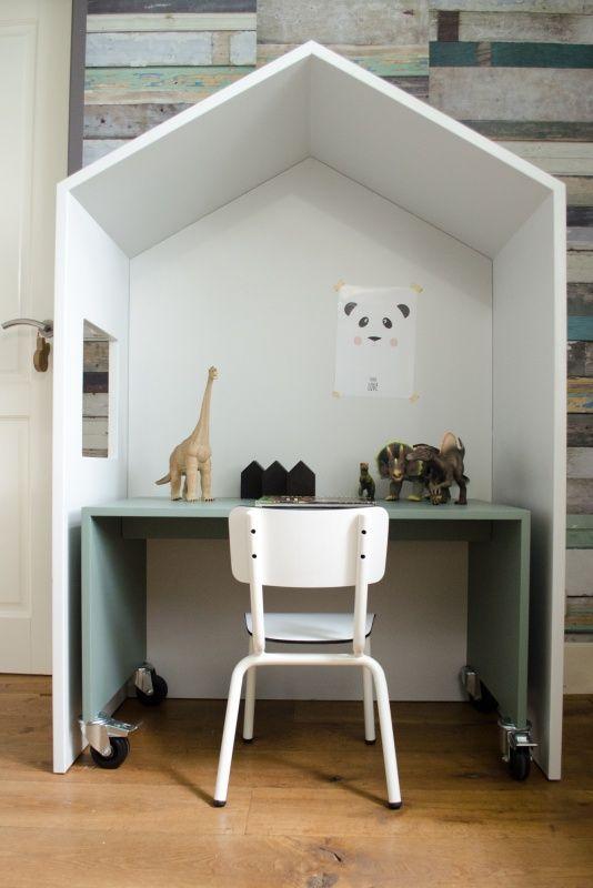 Bureautje vanaf 3 jaar | Bedhuisje | Authentique Mignon