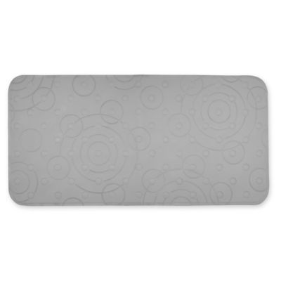 Keep Your Child Safe In The Tub With The Playtex Pvc Cushy Comfy Bath Mat This Handy Mat Features An Embossed Design And Skid Resista Playtex Bath Mat Tub Mat