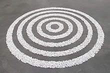 Richard Long (artist) - Wikipedia, the free encyclopedia