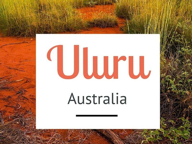Postcards from Uluru, Northern Territory, Australia