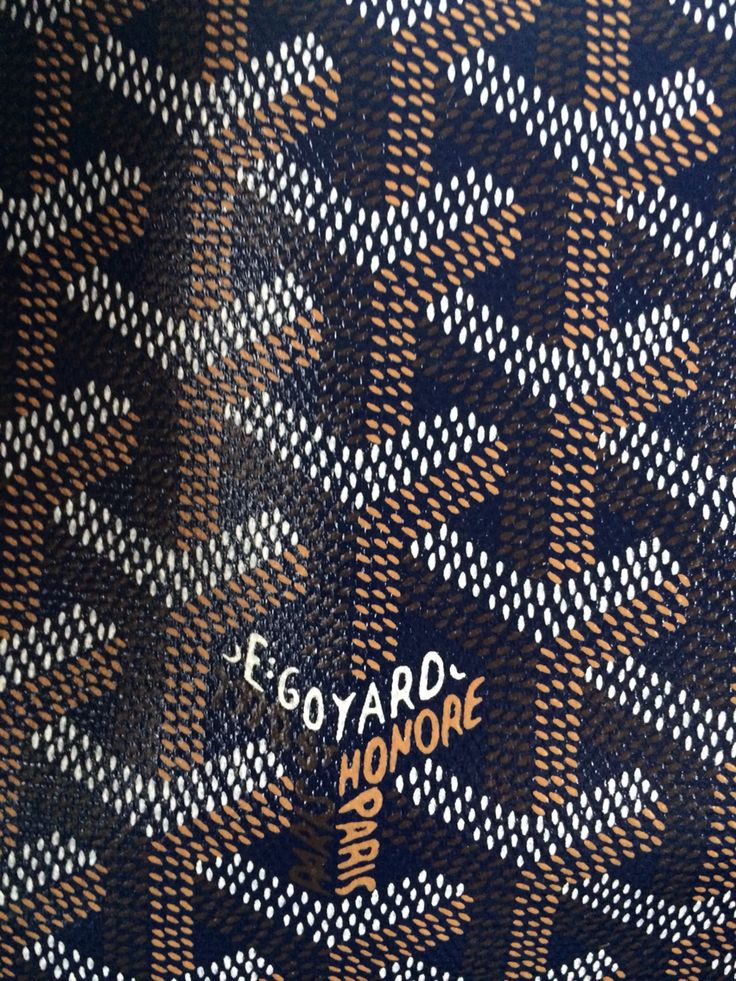 Homemade Wallpaper Goyard Navygoyard Goyarddiaperbag