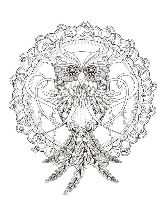 1369 Best Images About Mandala Amp Spiritual Colouring On