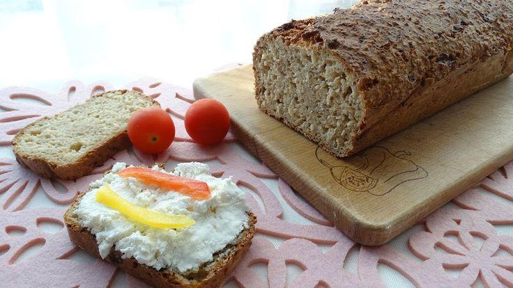 Chleb z przepisu Dukana