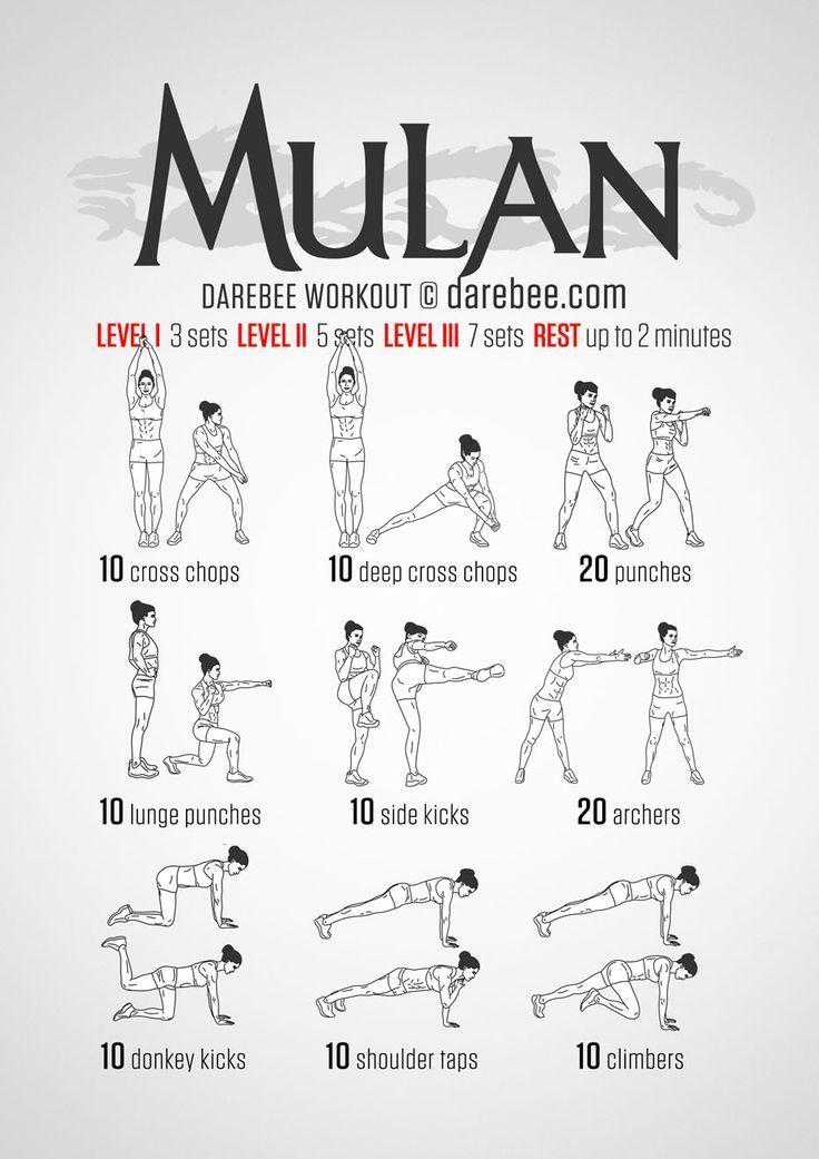 58 best Superhero workouts images on Pinterest - Exercise ...