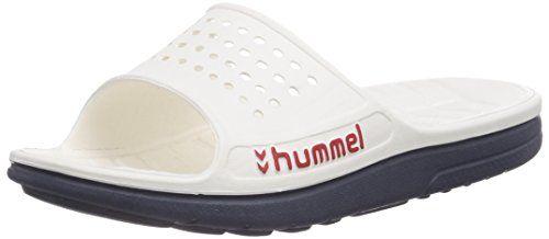 hummel HUMMEL SPORT SANDAL, Unisex-Erwachsene Dusch- & Badeschuhe, Weiß (White 9001), 47 EU - http://on-line-kaufen.de/hummel-2/47-eu-hummel-hummel-sport-unisex-erwachsene-dusch-6