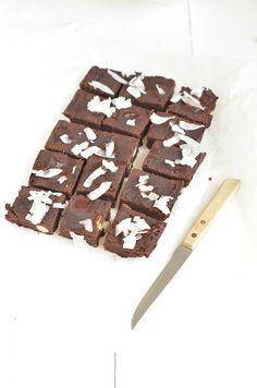Healthy brownies by Rens kroes