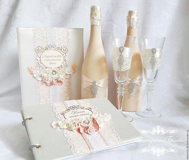 Купить Набор свадебных аксессуаров - комбинированный, свадьба, свадебные аксессуары, свадебный набор, свадебный комплект