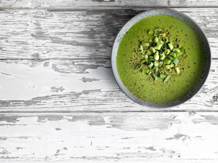 Idas grønne suppe - Helsemagasinet