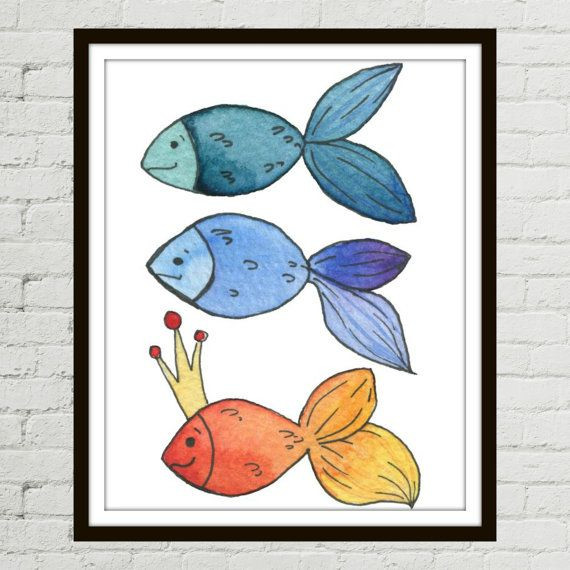 Fish Wall Art best 25+ fish wall decor ideas on pinterest | fish wall art