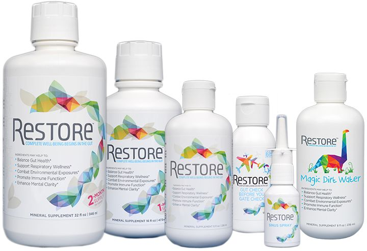 Restore optimal gut environment leads to great gut health with carbon rich alkaline liquid lignite extracts to strengthen tight junction cells