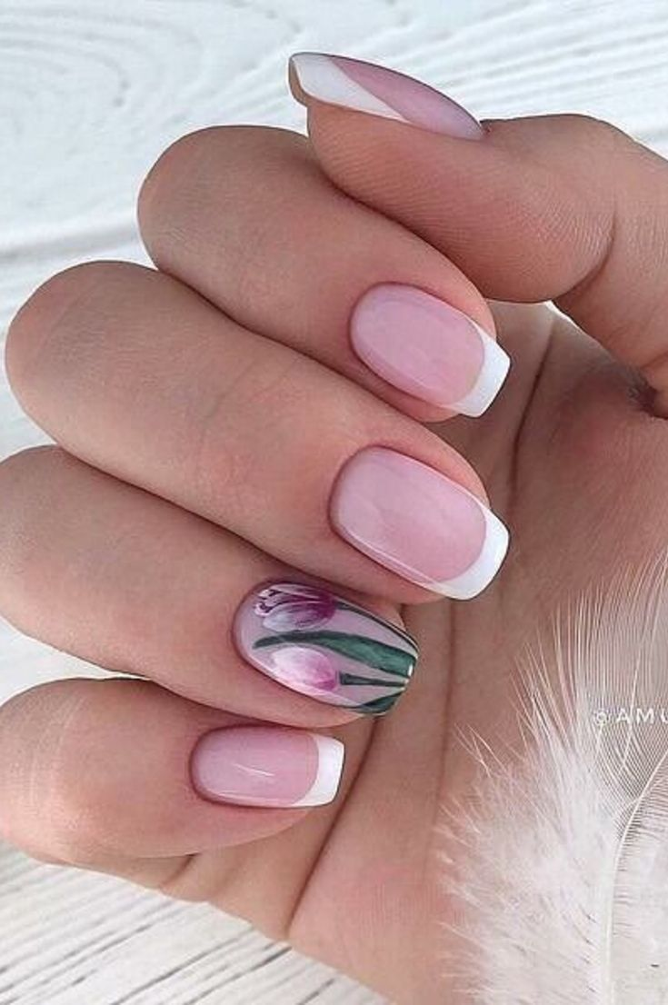 Best Summer Nail Designs 35 Colorful Nail Ideas You Can Do It Yourself At Home New 2019 Page 8 Of 35 Clear Crochet Short Acrylic Nails Designs Short Acrylic Nails Nail Designs Summer