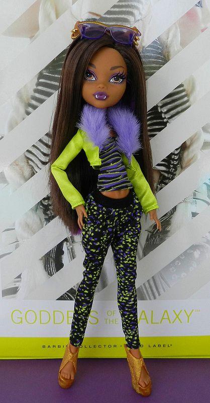 clawdeen wolf monster high dolls fashion pack