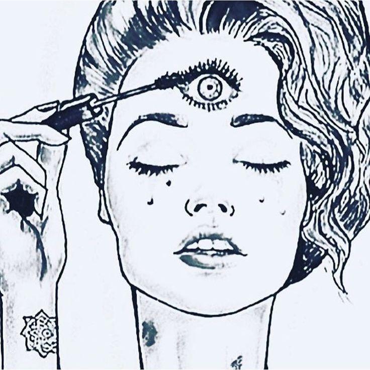 trate seu terceiro olho (intuição) de forma especial.