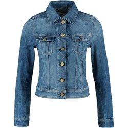 Lee SLIM RIDER Kurtka jeansowa spring blue