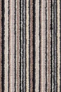 R1128 Westex Oxford Striped Magdalen Carpet Remnant