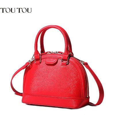 A1609 2016 Mujeres Hombro bolsa de cáscara de Cuero de LA PU Bolso de Las Señoras de Bolsos de Alta Calidad de la Bolsa de Asas bolsas Sac A Principal rosa/negro/azul/rojo/verde | 32798038746_he