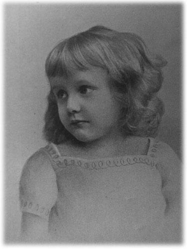 Manfred von Richthofen, aka the Red Baron, as child, 1895   THE RED BARON AS A CHILD!!!!!!!!!!