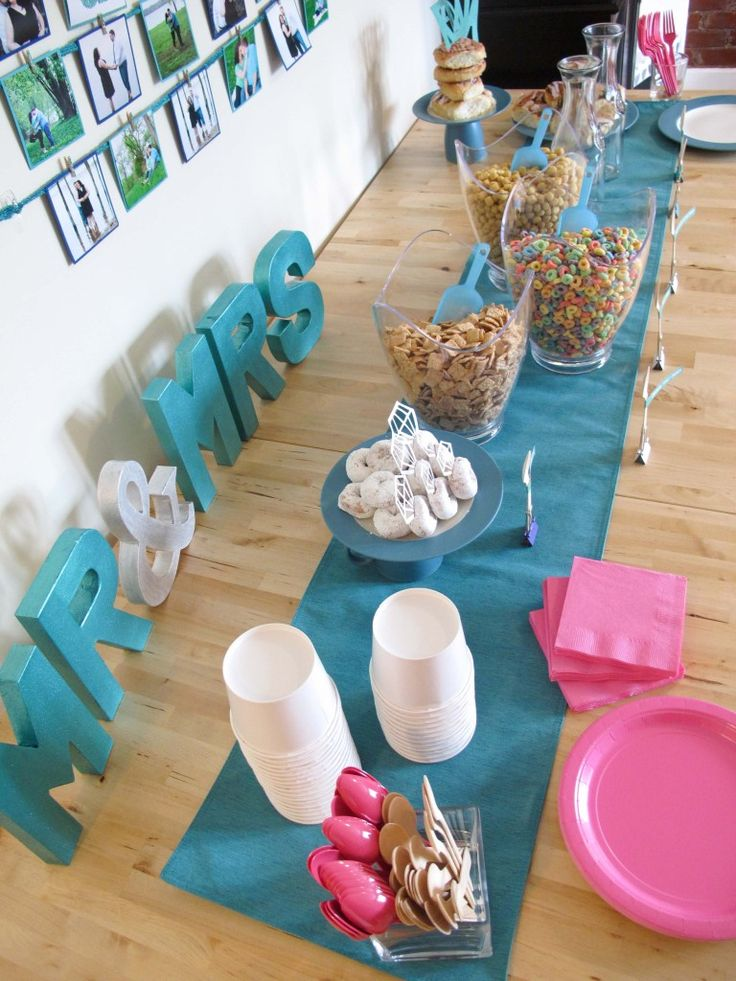 Best 25+ Teal bridal showers ideas on Pinterest ...