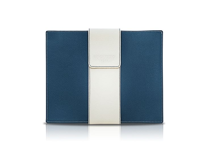 iPad Clutch Cover Leather #ipadcovercollection #FoglizzoLeathergoods #leather #ipad #cover