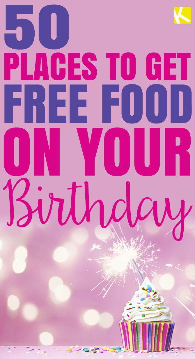 Best 25+ Restaurant birthday deals ideas on Pinterest | Birthday ...
