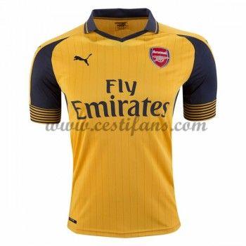 Arsenal Fotbalové Dresy 2016-17 Venkovní Dres