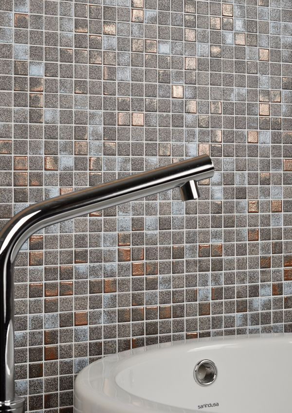 ROYAL series - porcelain stoneware mosaic tiles from MOSAICS Collection by KERION Ceramics.