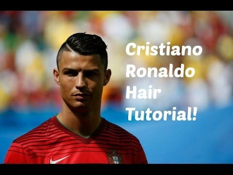 Cristiano Ronaldo New Hairstyles 2015- CR7 Haircut - YouTube