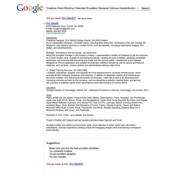 google result resume infographics pinterest gui designer resume - Gui Designer Resume