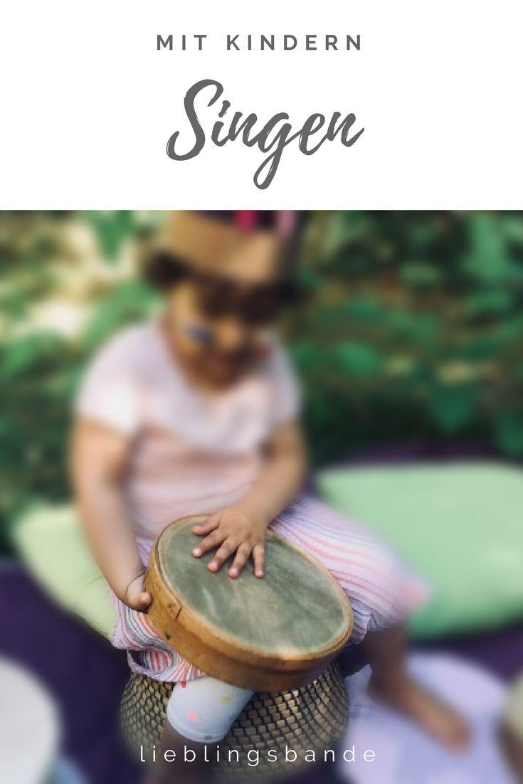 Über die Kraft des Gesanges und weshalb wir noch viel mehr mit unseren Kindern singen dürfen