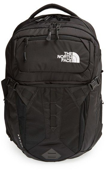 Men's The North Face Recon Backpack - Black