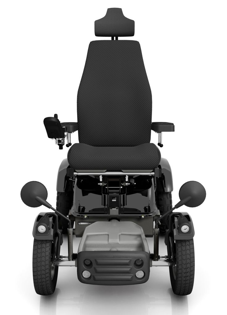 X850 Miniflex - Permobil paediatric off road powerchair>>> See it. Believe it. Do it. Watch thousands of spinal cord injury videos at SPINALpedia.com