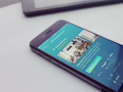 Travel App [iOS] by Martin Gorol