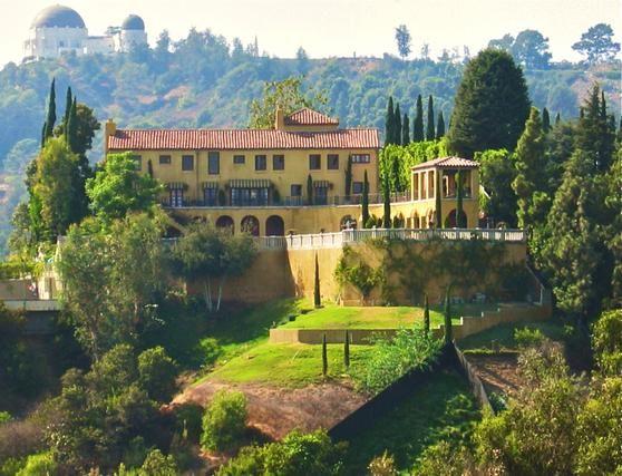 classic hollywood hills villa eventup la venues pinterest villas event venues and weddings. Black Bedroom Furniture Sets. Home Design Ideas