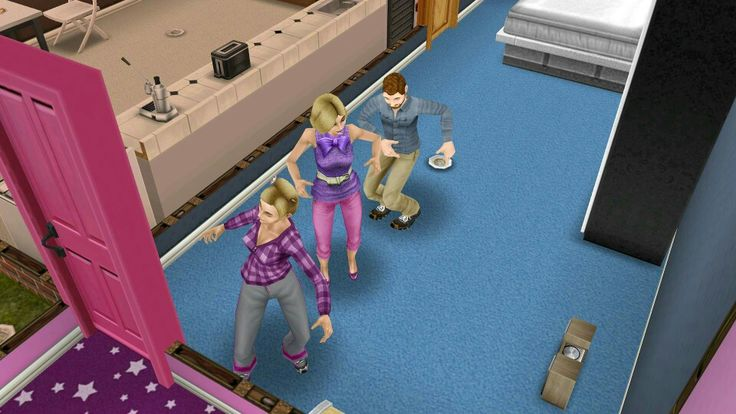 House Party in Sims freeplay