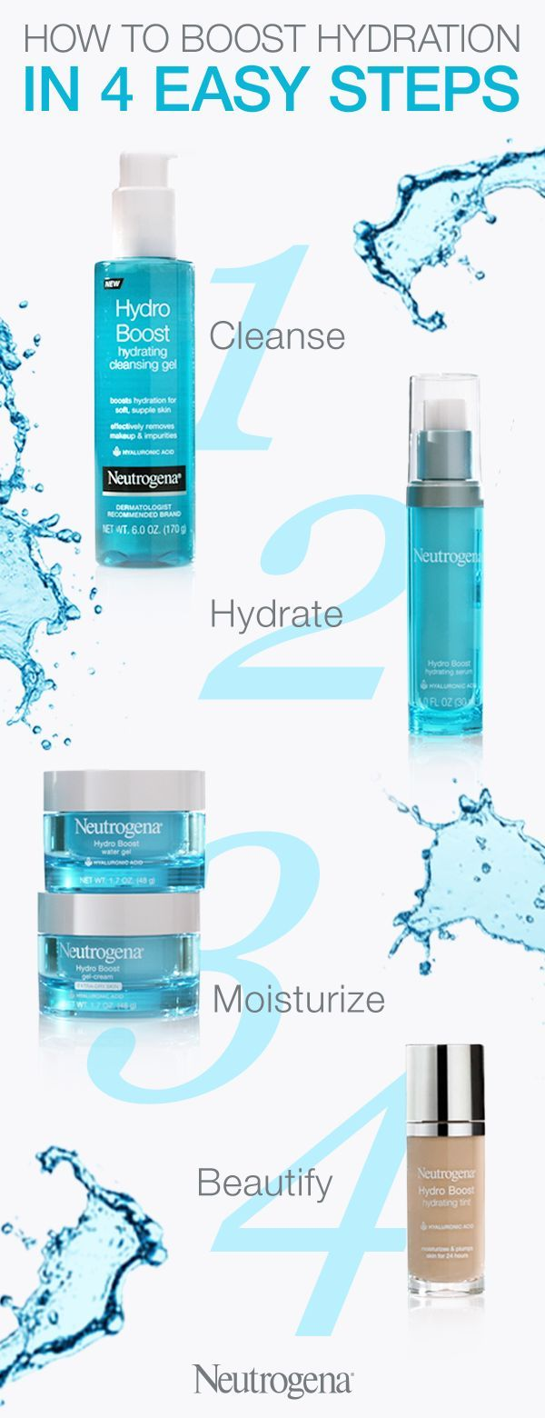 Is your skin parched? The Hydro Boost Skincare line is the fast track to hydrated, supple, healthy-looking skin. Get started with these 4 must-have products – hydrating cleansing gel, hydrating serum, water gel and hydrating tint. Discover your new routine today.