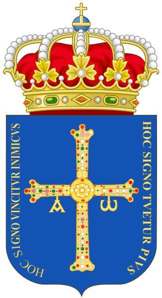 Escudo del Principado de Asturias