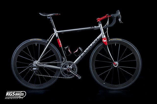 KGS / Passoni XXTi Custom Bicycle - Kevin by KevinSaunders, via Flickr