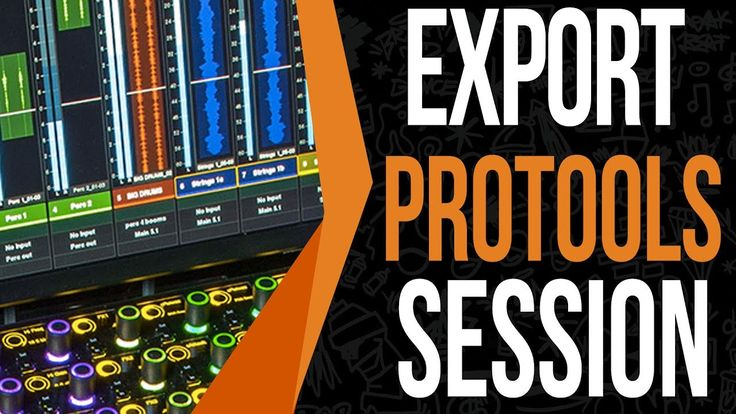 How To Export A Pro Tools Session To Send Off For Mixing / Mastering (4 Fast Steps) How To Export A Pro Tools Session To Send Off For Mixing / Mastering (4 Fast Steps) And if you ain't know now ya know. How To Export A Pro Tools Session Like The Pros (4 Fast Steps) A time will come when you will need to know how to export a session in order to send it off to a mix/mastering engineer or even send it off to a producer. Well this is how you do it :) Like a pro! Music Record Label A and R…