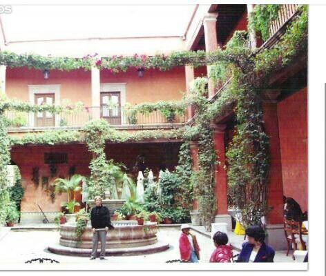 Casa Colonial en el Centro Historico de Queretaro