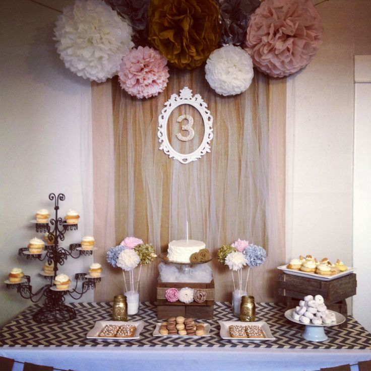 Isabella's Vintage Princess Birthday Party