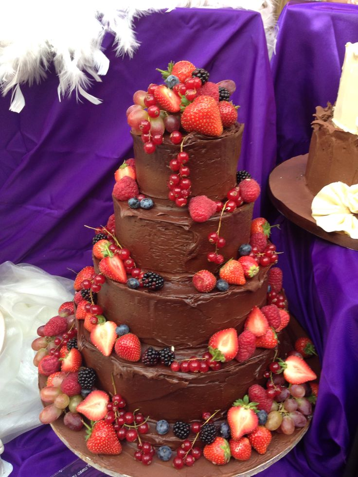 21 Best Images About Chocolate Fruits Multi Tiered On