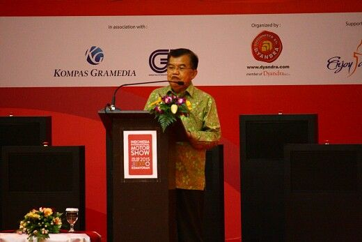 Vice President of Indonesia, Jusuf Kalla