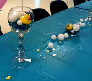 "Everything Aesthetic: ""Rubber Ducky"" Baby Shower"