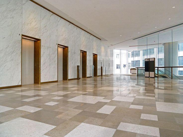 office lobby designs. 28 HENNESSEY ROAD U2013 Hongkong CHINA HDA Office Lobby Designs G