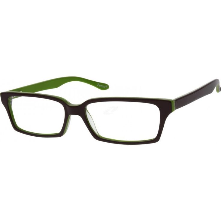 A full-rim acetate frame with spring hinges for added comfort and durability. The frame features a dual tone color.